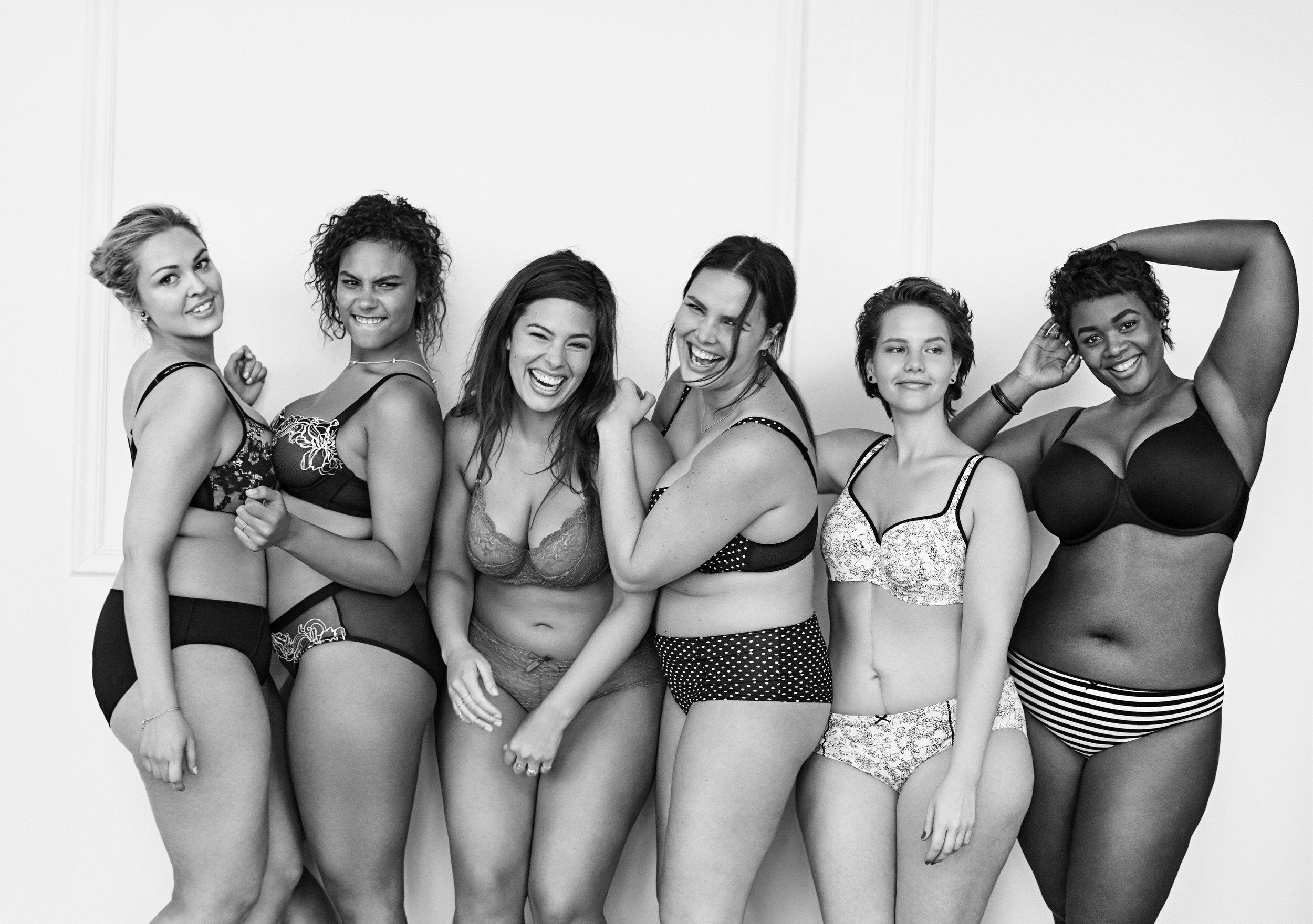 Фото полненьких женских тел, Пышные девушки (34 фото) 25 фотография
